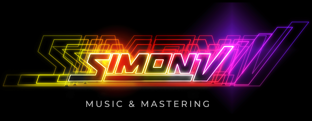 Simon V - Music and Mastering